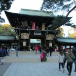 混雑必至の明治神宮の初詣のおすすめルートと参拝時間