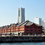 横浜赤レンガ倉庫でのんびりデート アクセスや周辺スポット
