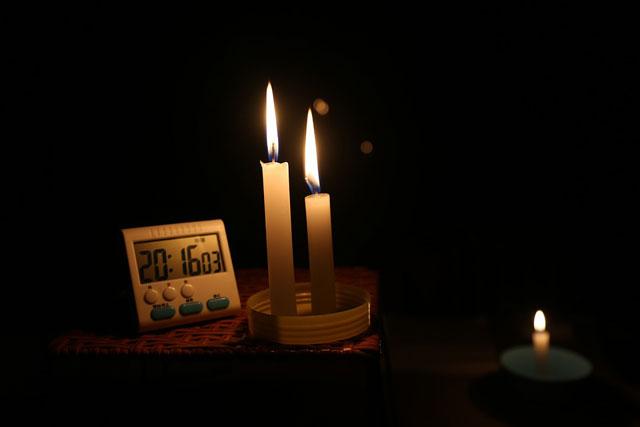家庭でできる停電対策
