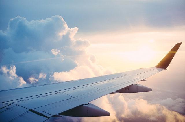台風による飛行機の揺れについて