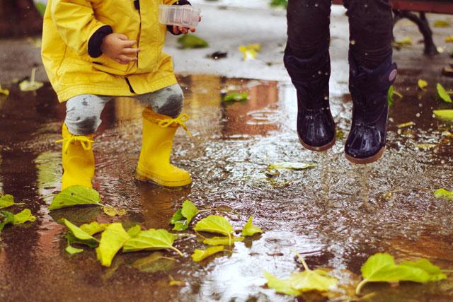 子供の長靴の選び方