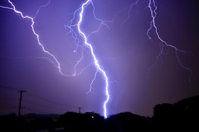 台風による停電の暑さ対策